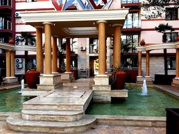 Fotografia do Menada Apartments in Tarsis Nova Complex em Sunny Beach