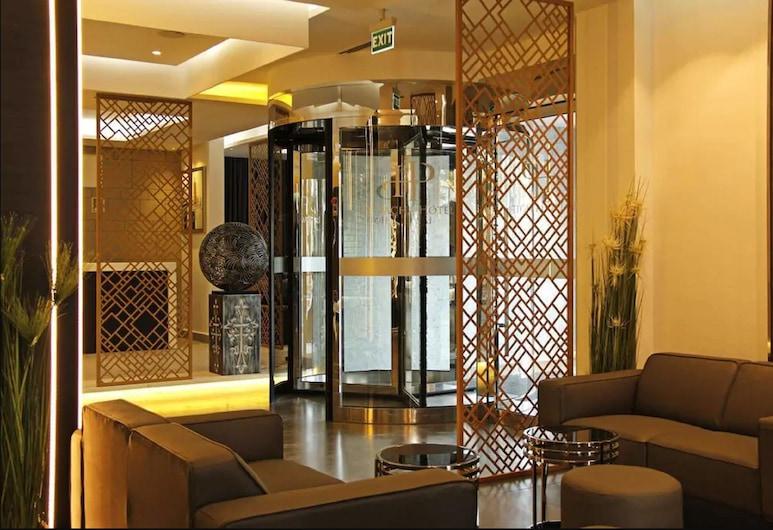 Hotel Le Pacha, Oran, Lobby Sitting Area