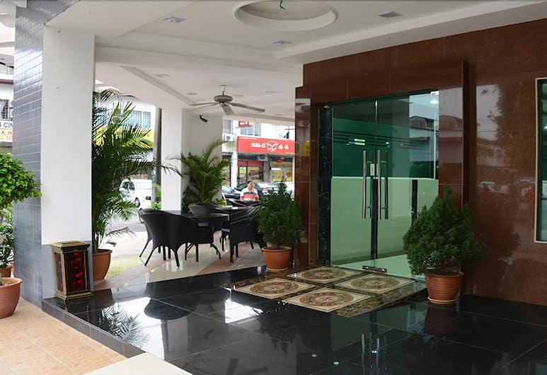 Suwara Hotel Kepong, Kuala Lumpur, Pintu Masuk Hotel