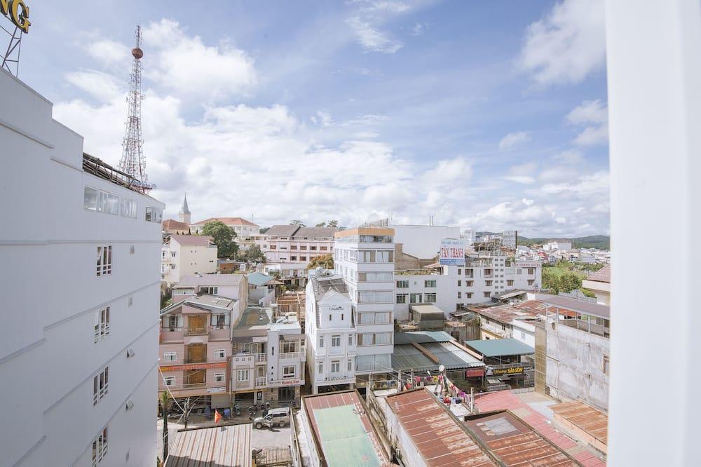 Četverokrevetna soba, pogled na grad - Pogled na grad