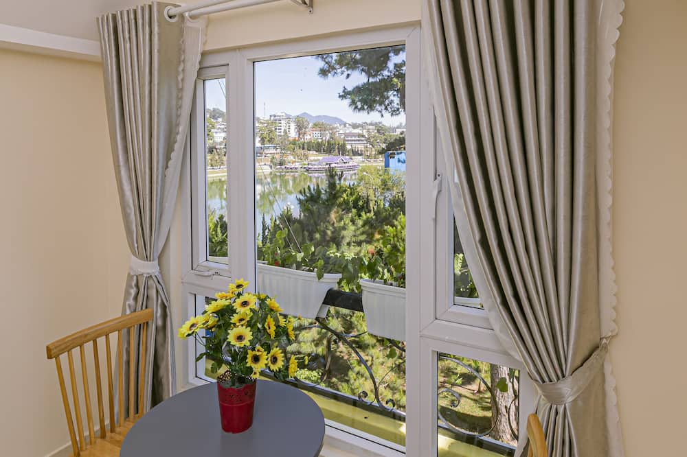 Četverokrevetna soba, pogled na jezero - Soba za goste