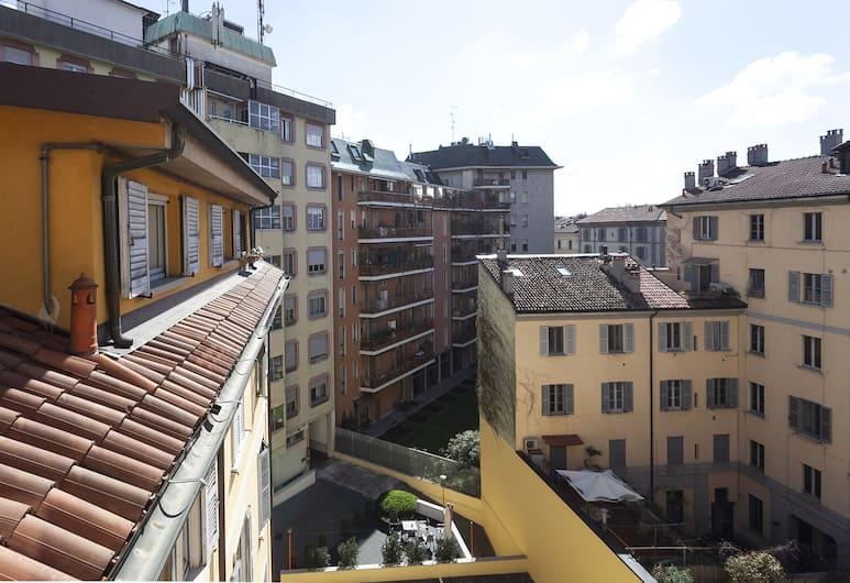 意式公寓酒店 - 席莫尼塔 5 號, 米蘭, 公寓, 1 間臥室, 客房景觀