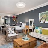 舒適開放式客房, 山景 - 客廳