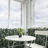 Panoramic Apartment, 3 Bedrooms, Balcony, City View - Balcony