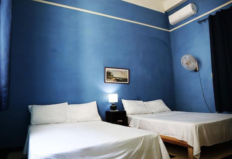 Rentas Hugo's, Havanna, Standard külaliskorter, 2 kahevoodit, suitsetamine lubatud, mikrolaineahi, Tuba