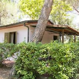 Standard Bungalow, Berbilang Katil, Garden View - Lanai