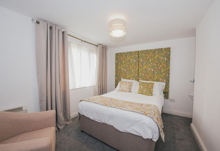 河苑公寓 - 派曼俱樂部, 劍橋, 豪華公寓, 2 間臥室, 客房