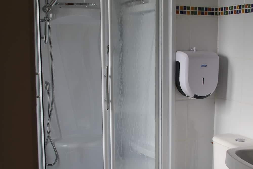 Dobbeltværelse (Coquelicot) - Badeværelse
