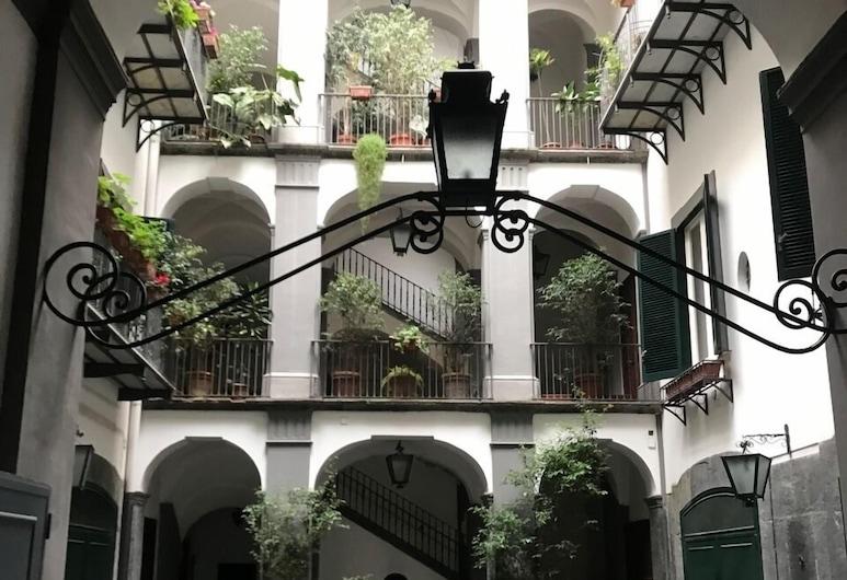 聖馬蒂亞民宿, 那不勒斯, 庭園