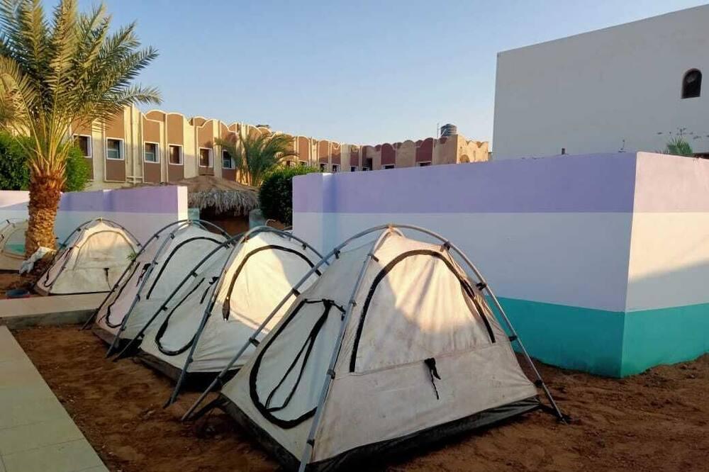 Tienda de campaña/carpa económica (Mattress on ground) - Habitación