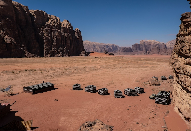 Arabian Nights Bedouin Camp, Wadi Rum