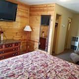 Executive-Einzelzimmer, 1King-Bett, Nichtraucher, Kühlschrank und Mikrowelle - Zimmer