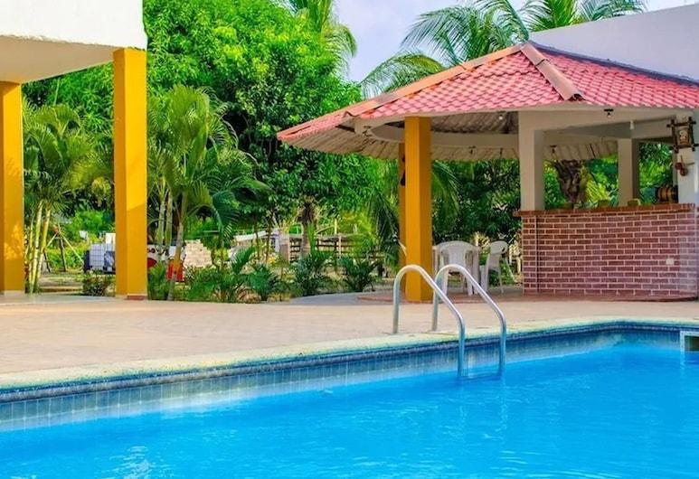 Hotel San Basilio de Palenque, Mahates