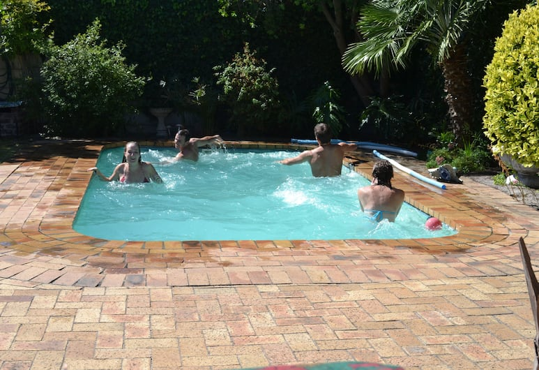 Nat-Art Accommodation, Cape Town, Outdoor Pool