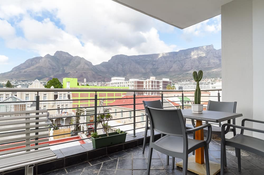 Comfort Apartment, 2 Bedrooms, Non Smoking, Mountain View - Terrace/Patio