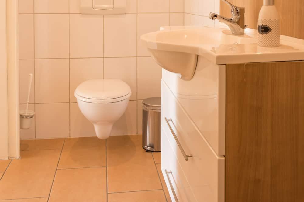 Базовый двухместный номер с 1 или 2 кроватями - Ванная комната