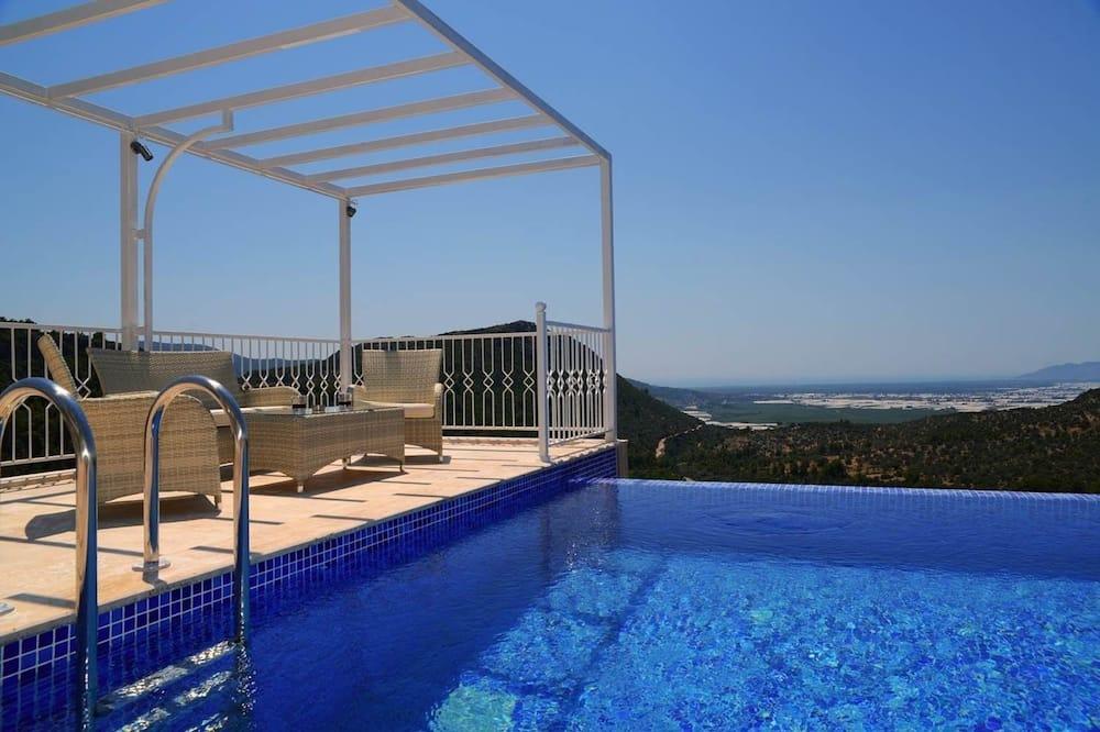 Вілла, з видом на басейн - Приватний басейн