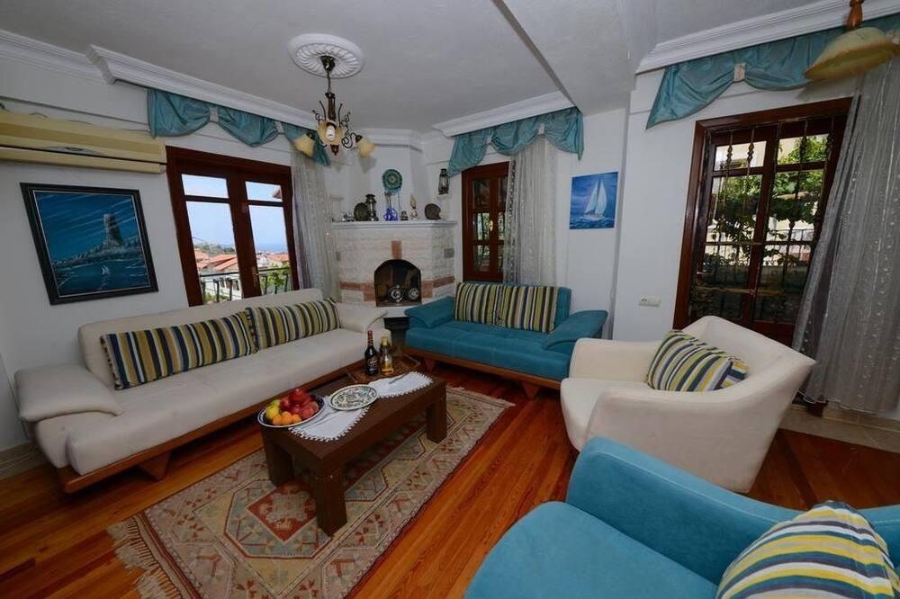 Villa, 4Schlafzimmer - Wohnbereich