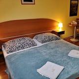 Habitación doble clásica, 1 cama Queen size - Sala de estar