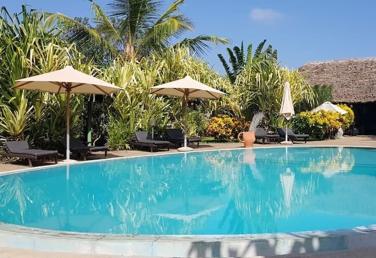 African Dream Cottages, Diani Beach