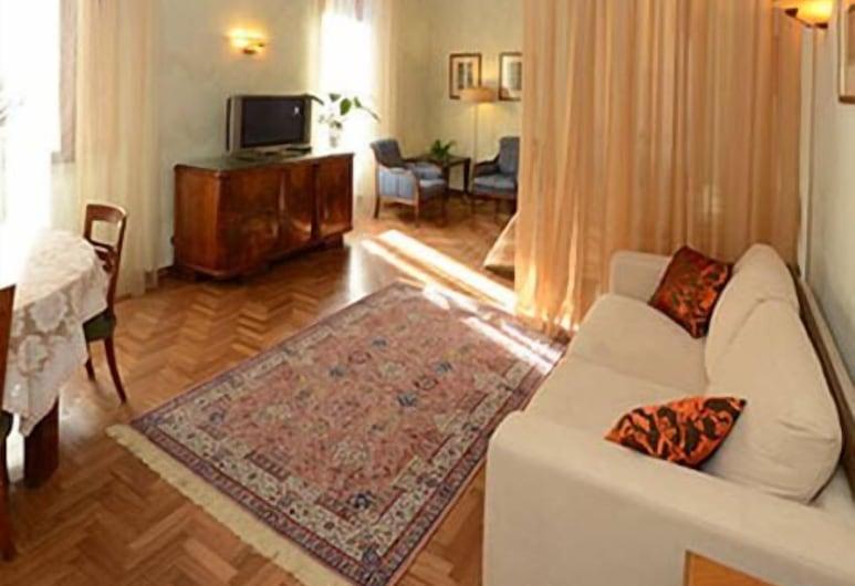 Domus Minervae, Rím, Apartmán typu Executive, 3 spálne, Obývacie priestory