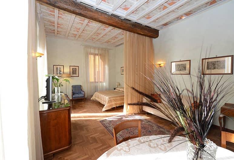 Domus Minervae, Roma, Appartamento Executive, 3 camere da letto, Area soggiorno