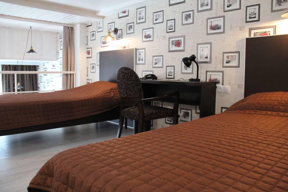 Izba typu Comfort, viacero postelí, výhľad na more - Prístelky