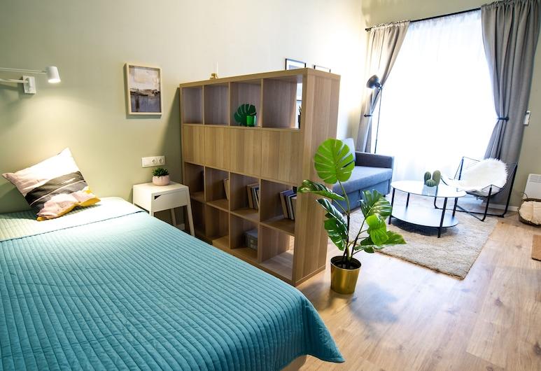 Marjoram Apartment, Βουδαπέστη, City Στούντιο, Περιοχή καθιστικού