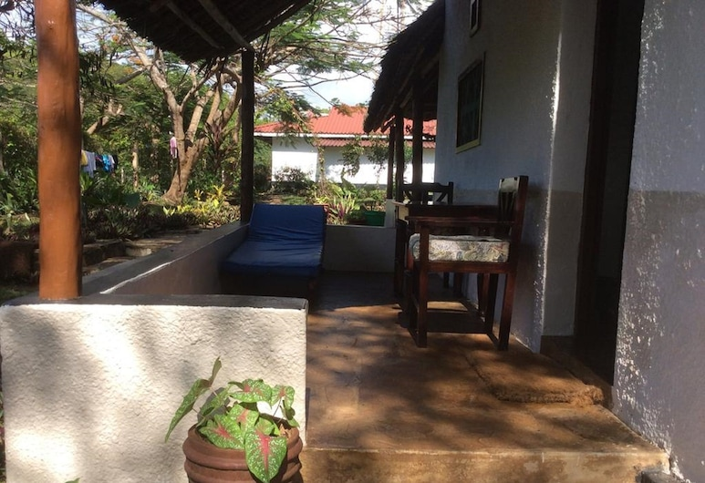 Diani Banda Cottages, Diani Beach, Double Room, Terrace/Patio