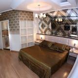 חדר אקזקיוטיב, מיטת קווין - חדר אורחים