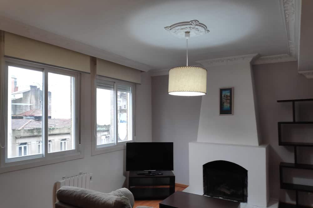 Standarta dzīvokļnumurs, viena guļamistaba - Dzīvojamā istaba