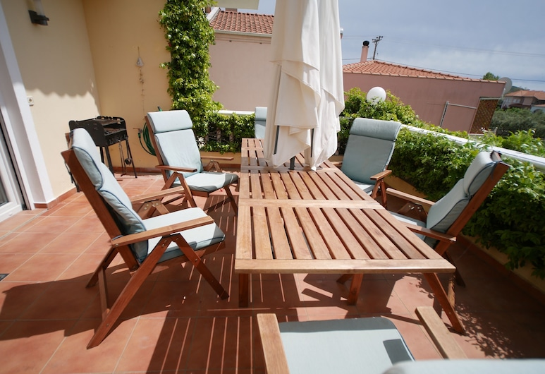 Villa Kyriaki Summer Resort, Pangaio, Classic Villa, Garden View, Terrace/Patio