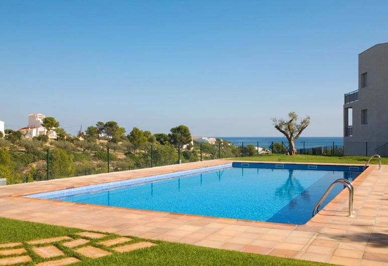 阿爾馬德拉瓦海灘現代別墅飯店, 拉梅特利亞濱海, 獨棟房屋, 4 間臥室, 海景, 沙灘/海景