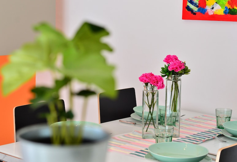 Dharma Apartment, Zadar, Design Apartment, City View, In-Room Dining