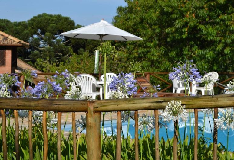 坎迪亞斯旅館, 庫尼哈, 泳池