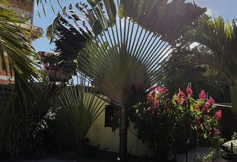 Pousada Casa de Vó, Eusebio, Jardín