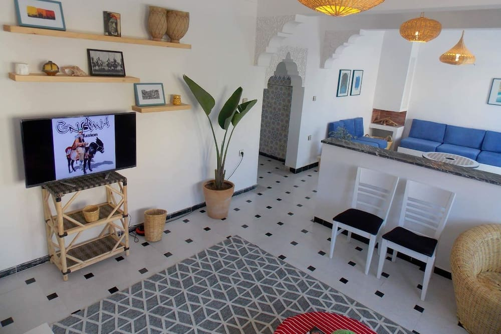 Apartament, 2 sypialnie (First Floor) - Powierzchnia mieszkalna
