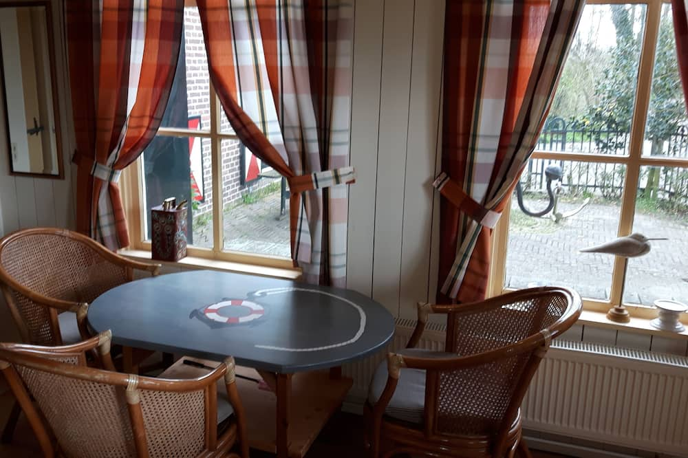 Rodinný apartmán, 1 spálňa - Obývacie priestory