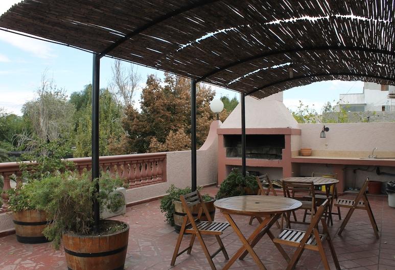 Hotel Sienna, Mendoza, Standardna dvokrevetna soba, 1 queen size krevet, Terasa/trijem