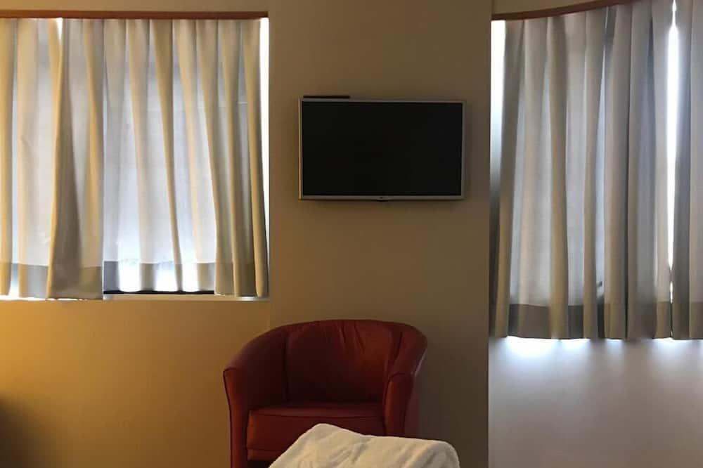 Chambre Double Luxe - Équipement de la salle de bain