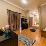 Familienzimmer, Gartenblick (Triple Room) - Wohnzimmer
