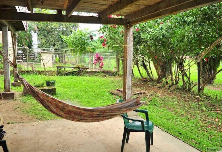 Chaltunha Hostel San Ignacio, San Ignacio, Terrasse/veranda