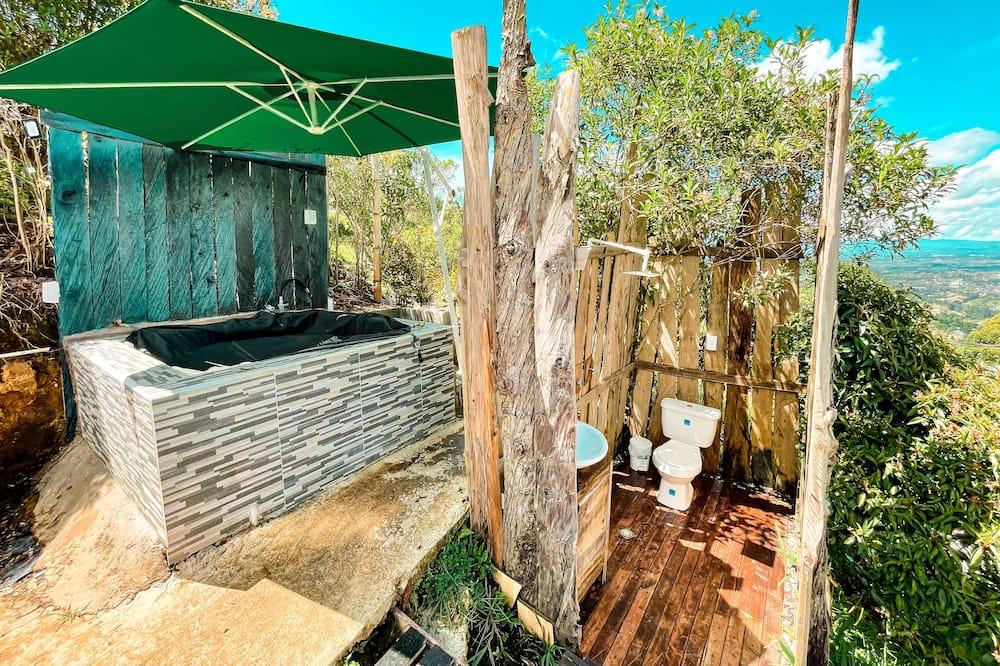 Green Glamho Suite - Bathroom