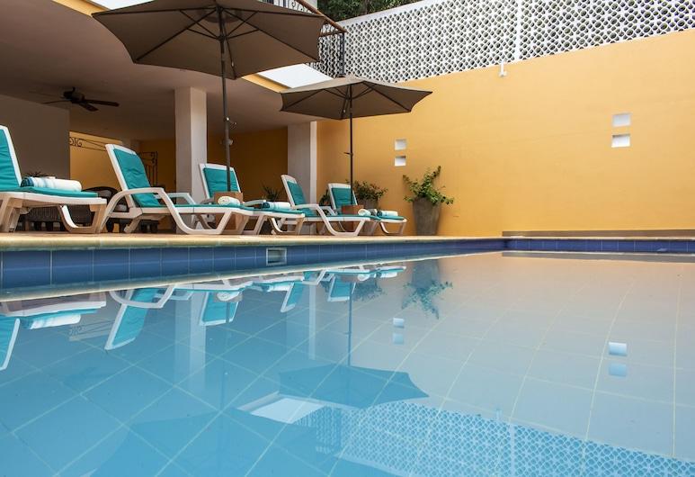 La Gloria Hotel by BespokeColombia, มองโปส, สระว่ายน้ำ