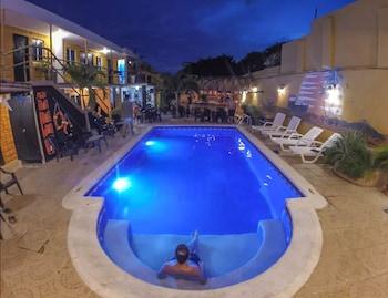 Mynd af Hostel Nirvana Taganga í Santa Marta