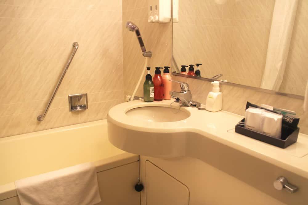 Room, Smoking (Semi Double) - Bilik mandi