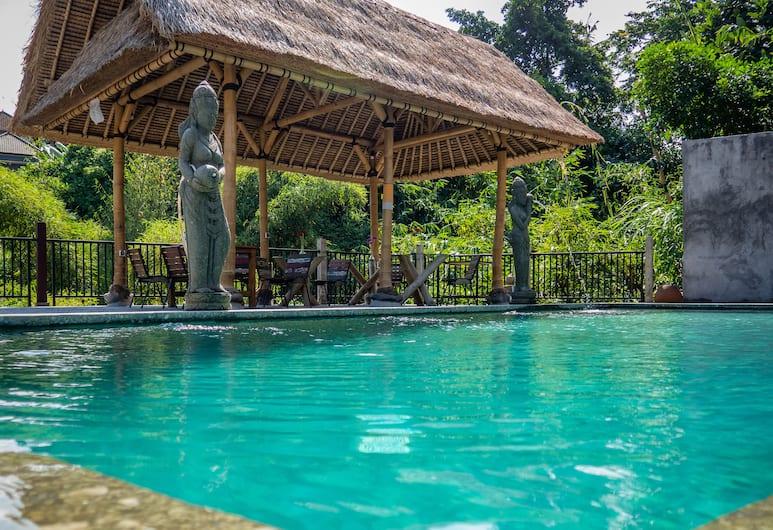 Wirguna Bamboo Ubud, Ubud, Outdoor Pool