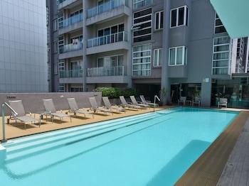吉隆坡OYO 759 頂級 3 房武登金山之家飯店的相片