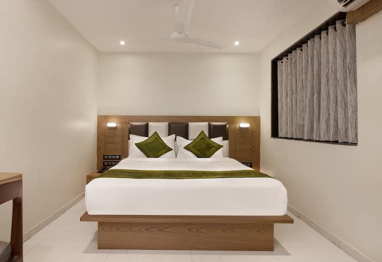 Treebo Trip Residency Park, Mumbai, Deluxe-Zimmer, 1 Queen-Bett, Zimmer