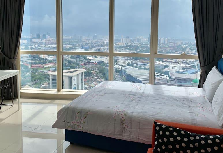 薑黃 8 號 @ PJ 峰飯店, 八打靈再也, 標準開放式套房, 客房